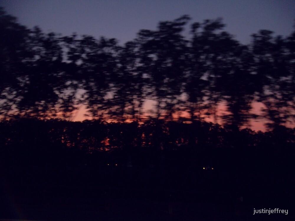 falling sun by justinjeffrey
