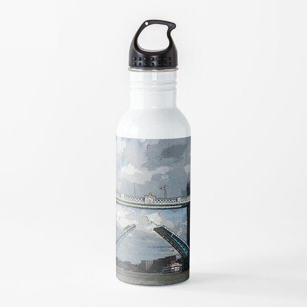 Tower Bridge Open bywhacky Water Bottle