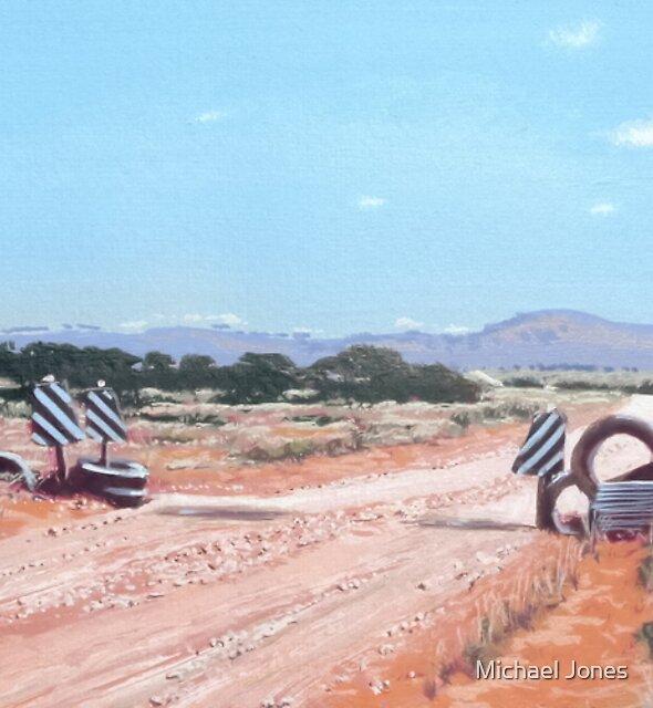 Goodyear Grid by Michael Jones