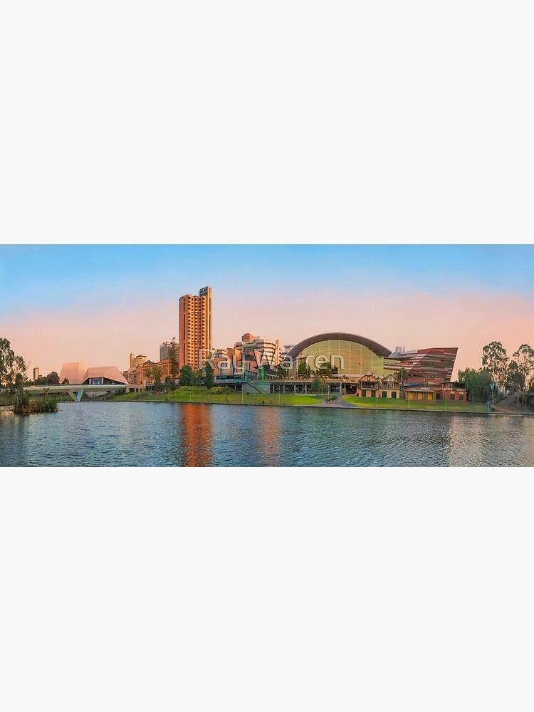 Adelaide Riverbank panorama by RayW