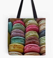 French Macaron Tote Bag