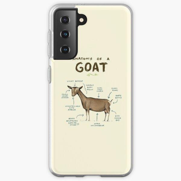 Anatomy of a Goat Samsung Galaxy Soft Case