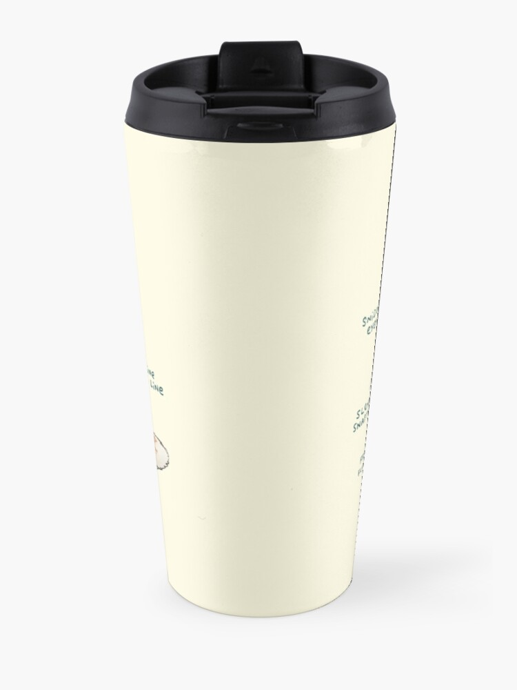 Alternate view of Anatomy of a Fox Travel Mug