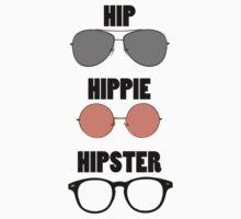 Hip Hippie Hipster
