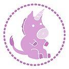 MONOKERUS Plushie Perfect Pink by MONOKERUS