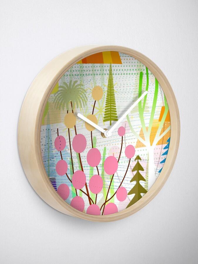 Alternate view of Fresh Day Clock