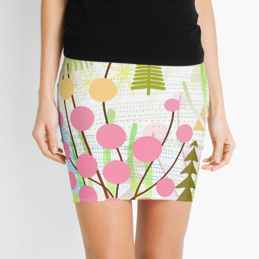 Fresh Day Mini Skirt