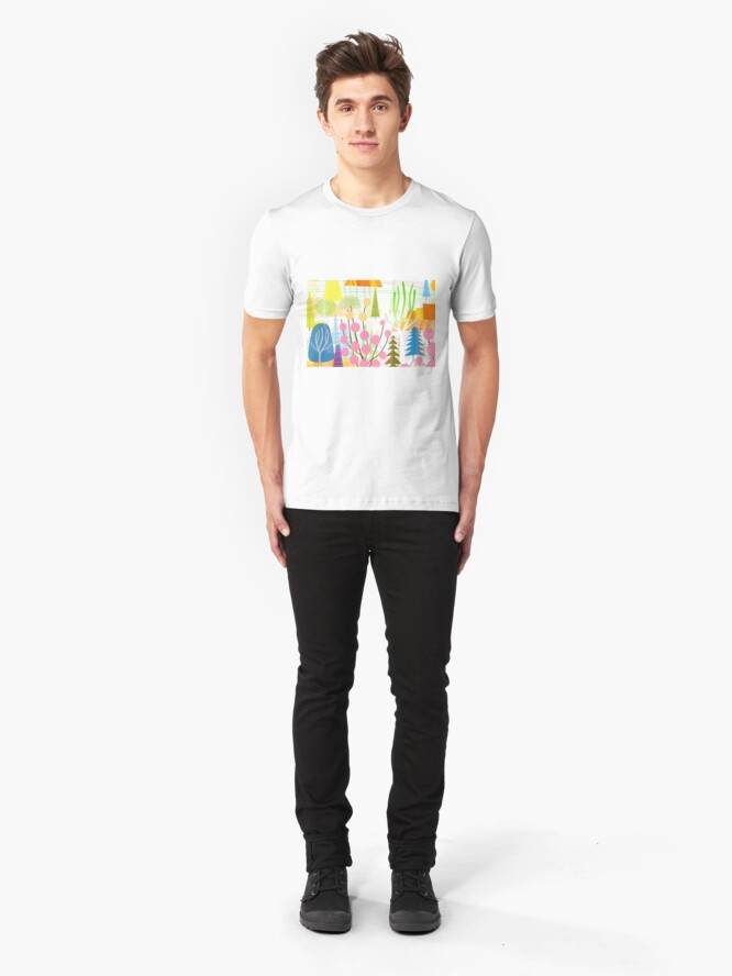 Alternate view of Fresh Day Slim Fit T-Shirt