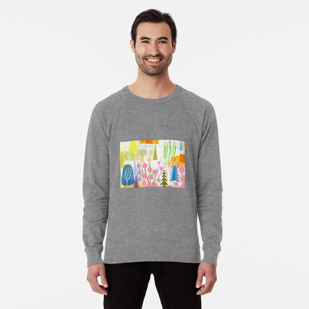 Fresh Day Lightweight Sweatshirt