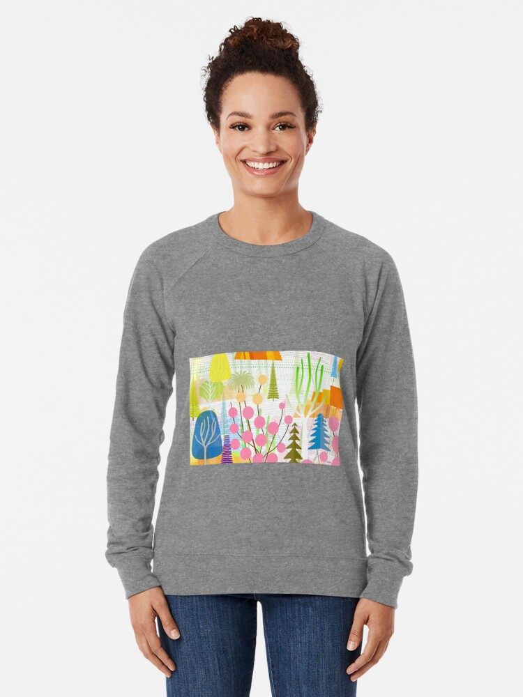 Alternate view of Fresh Day Lightweight Sweatshirt