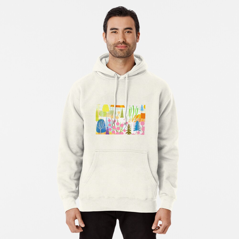 Fresh Day Pullover Hoodie