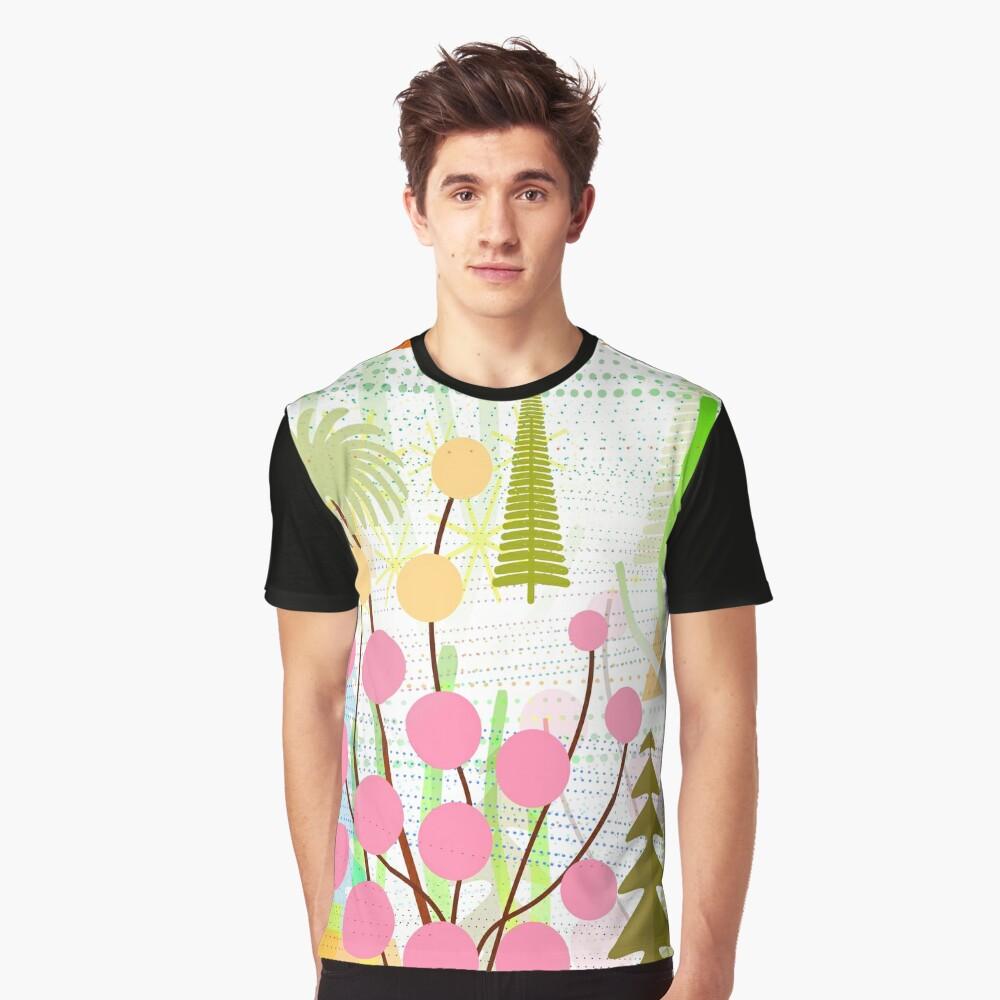 Fresh Day Graphic T-Shirt