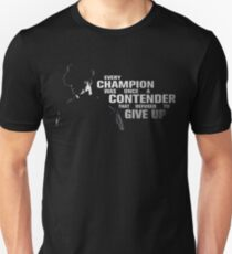 Rocky Quotes I T-Shirt