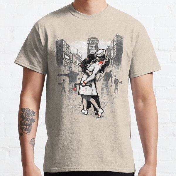 Z Day Zombies Classic T-Shirt