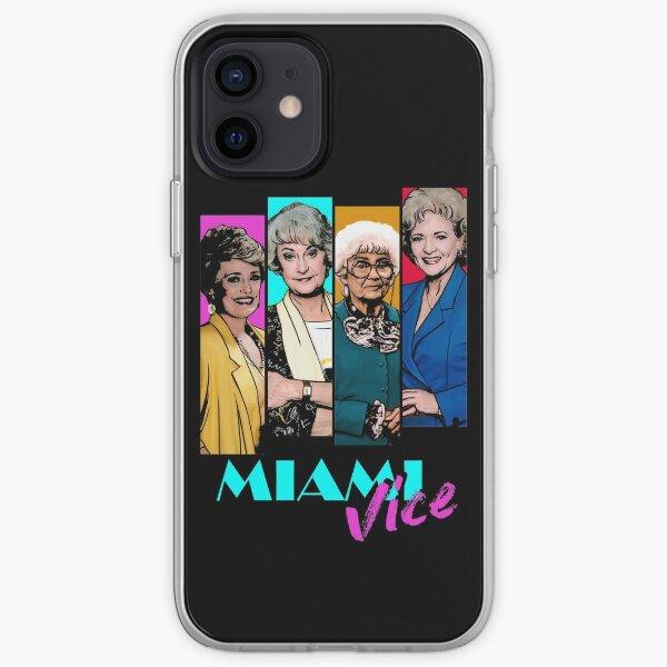 Miami Vice Coque souple iPhone