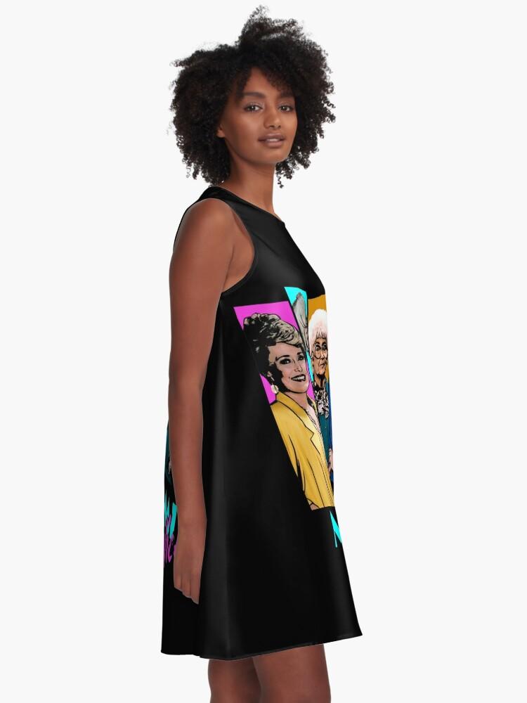 Alternate view of Miami Vice A-Line Dress