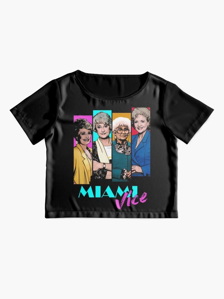Alternate view of Miami Vice Chiffon Top