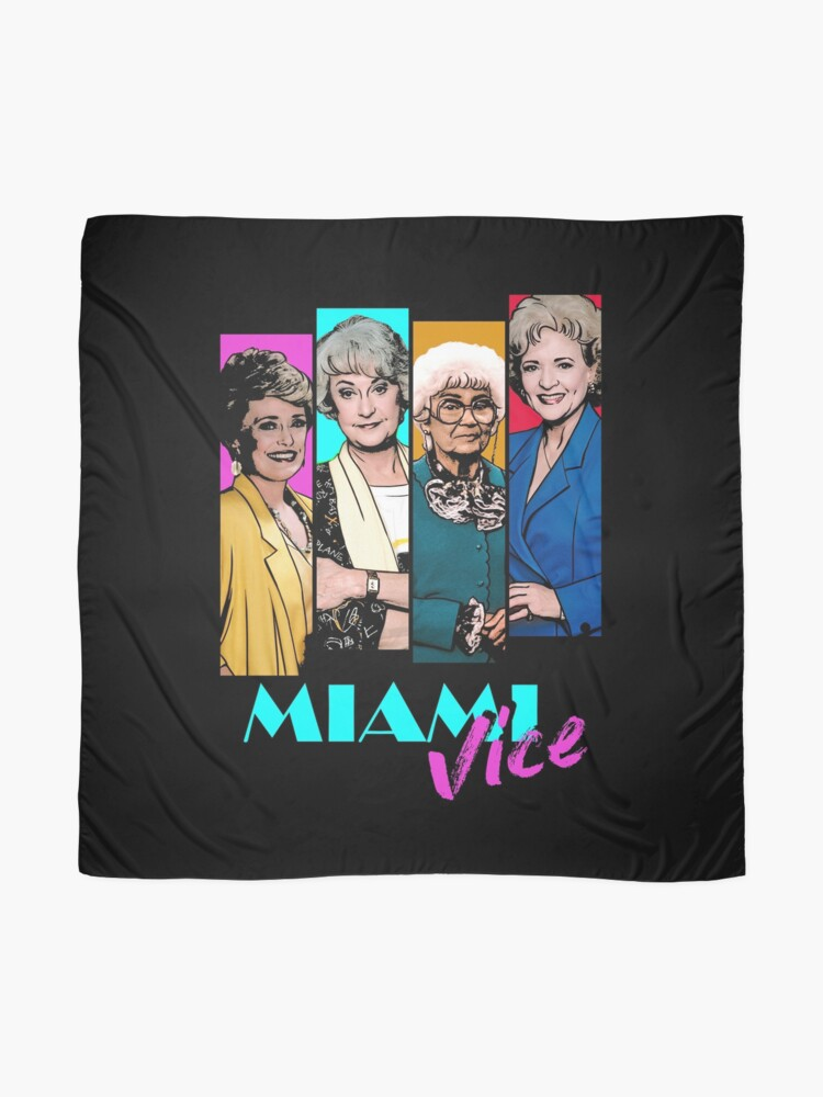 Alternate view of Miami Vice Scarf