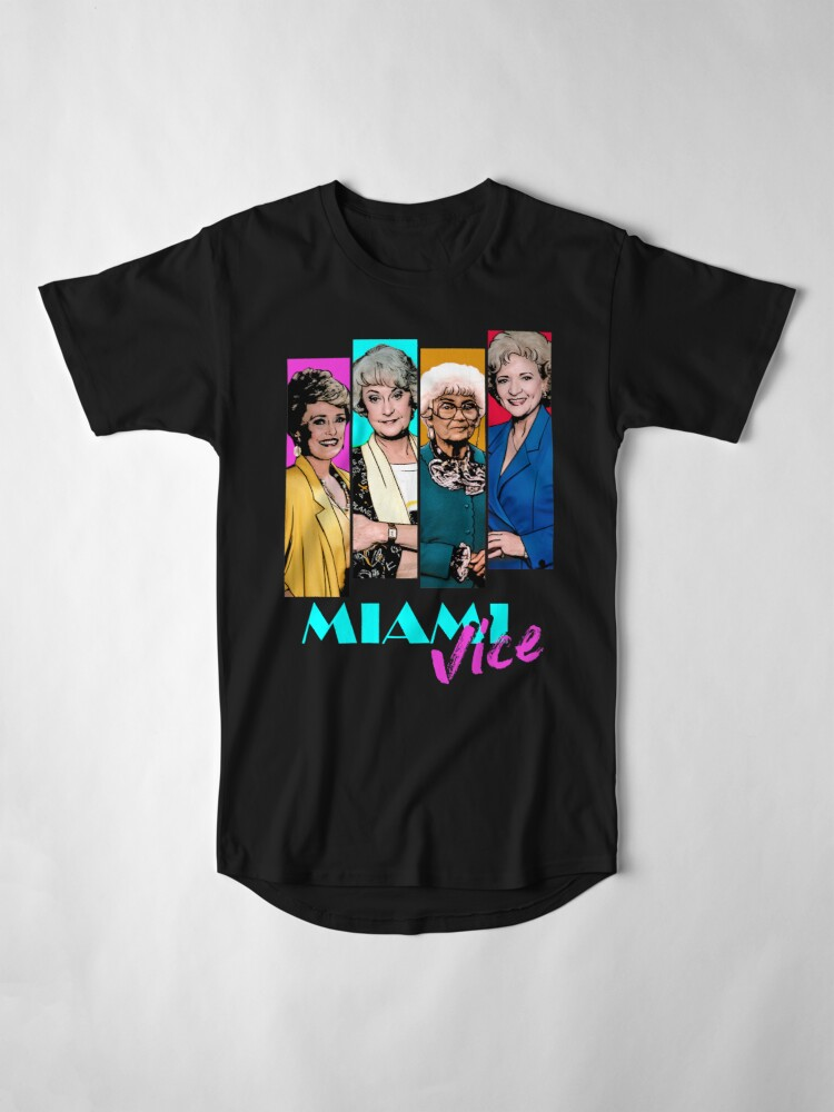 Alternate view of Miami Vice Long T-Shirt