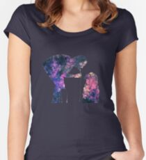 Robbers Women's Fitted Scoop T-Shirt