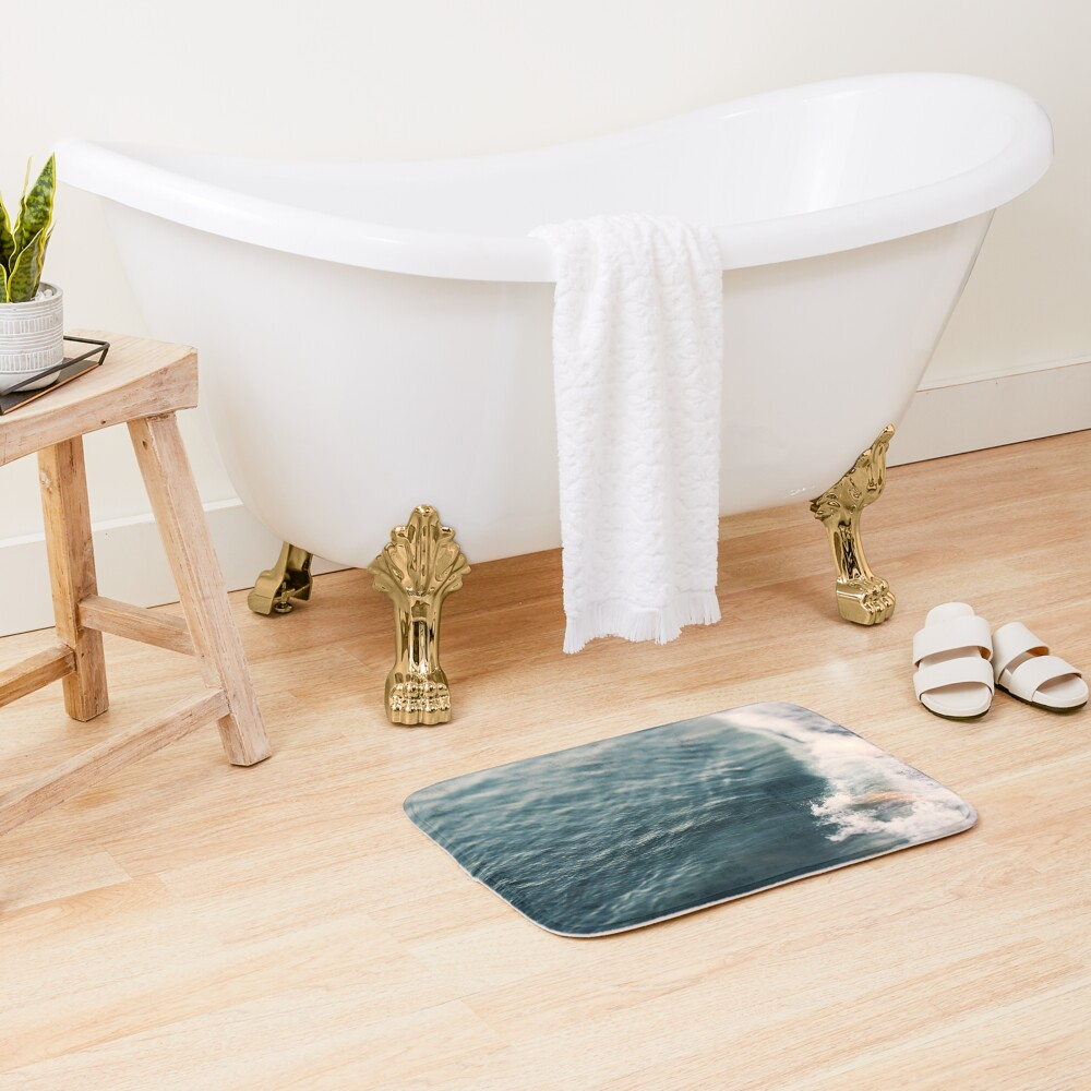 Song of the Spirit Bath Mat