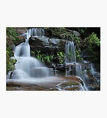 Valley of the Waters. 14-11-10. Photographic Print