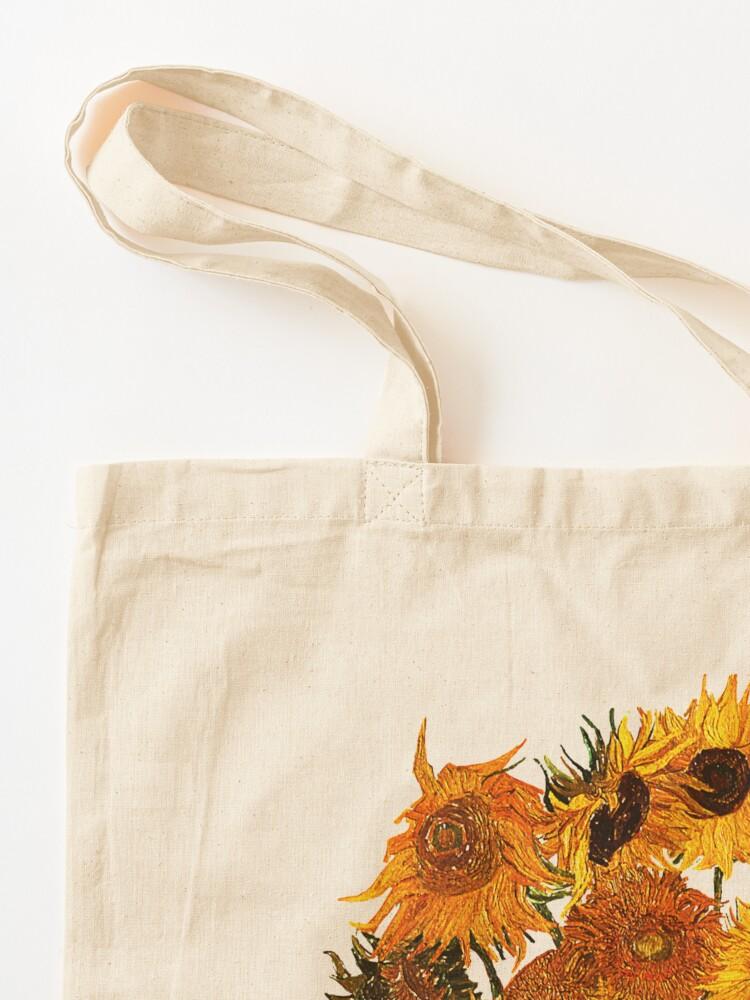 Alternate view of Van Gogh  Tote Bag