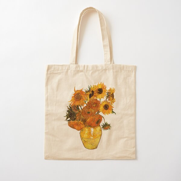 Van Gogh  Cotton Tote Bag
