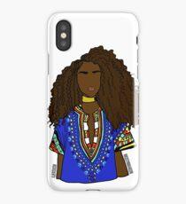 TIERA (ABA) iPhone Case
