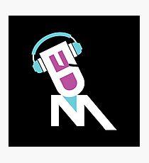 DJ EDM-dbp Photographic Print