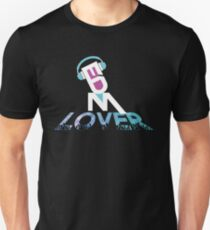 DJ EDM Lover-dbp T-Shirt