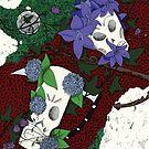 Grim Fandango by NonfatalNerdism