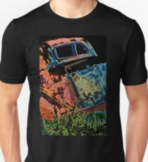 Rusty Rumble Seat T-Shirt