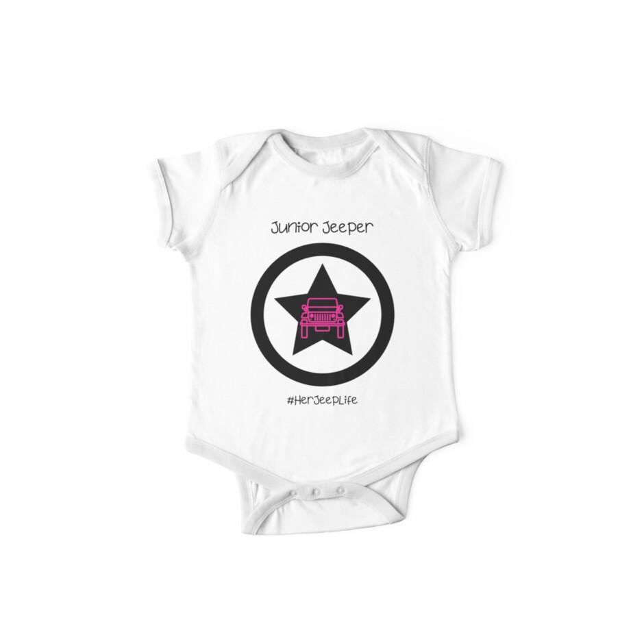 Jeep Life Short-Sleeve T-Shirt Baby Girl