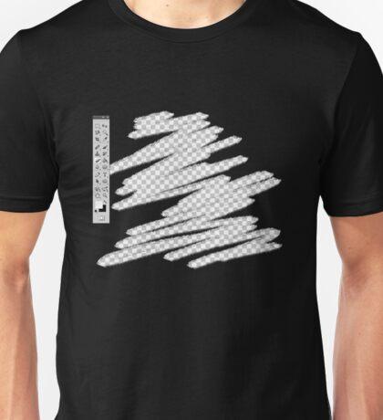 PS CS5 Erased Unisex T-Shirt