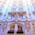 Hotel Monteleone  (Please View Larger) by Wanda Raines