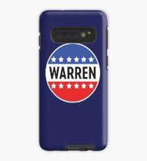 Funda/vinilo para Samsung Galaxy Elizabeth Warren Stars 2020