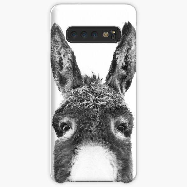 Peeking Donkey Samsung Galaxy Snap Case