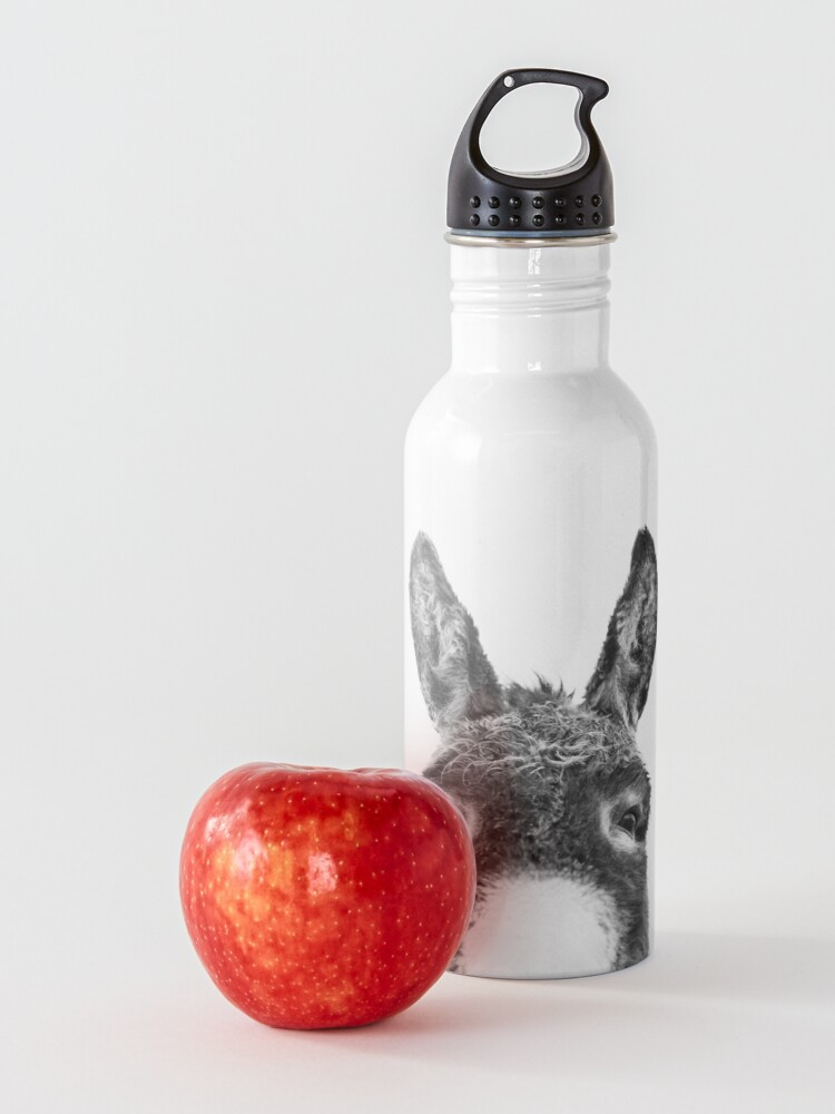 Alternate view of Peeking Donkey Water Bottle