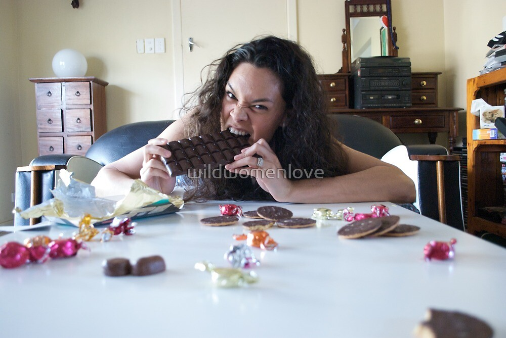 a passion for chocolate by wildwomenlove