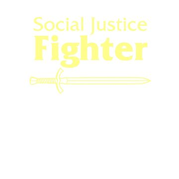 Social Justice Fighter by VonAether