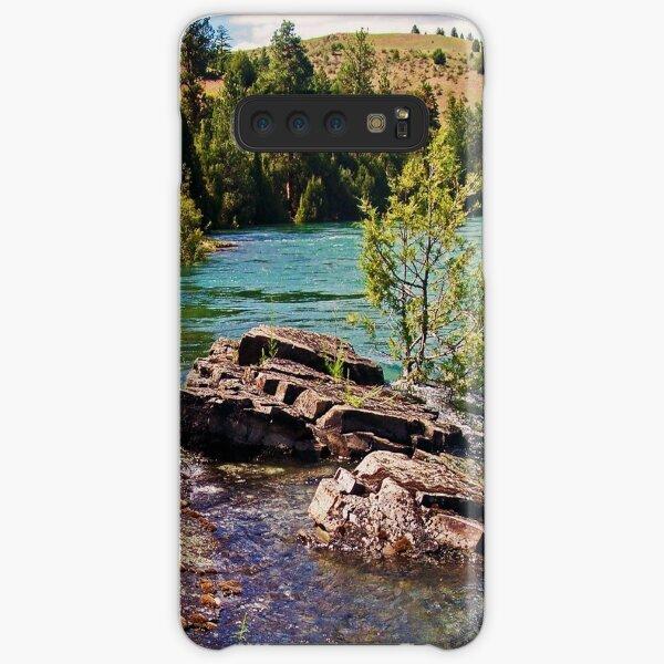 Lower Flathead River Samsung Galaxy Snap Case