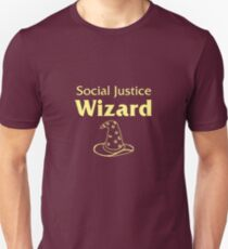 Social Justice Wizard Unisex T-Shirt