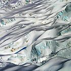 """icy cold""  franz josef, south island, nz by rina sjardin-thompson"