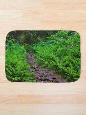 Path to the Old Cedars Bath Mat