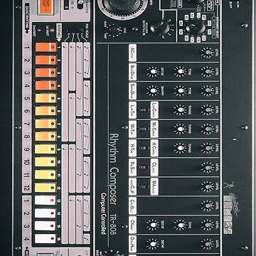 Electronic Rumors: 808 by electronicrumor
