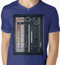 Electronic Rumors: 808 Men's V-Neck T-Shirt
