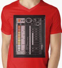 Electronic Rumors: 808 Mens V-Neck T-Shirt