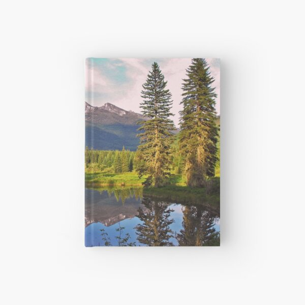 Montana Cabinet Mountains Hardcover Journal