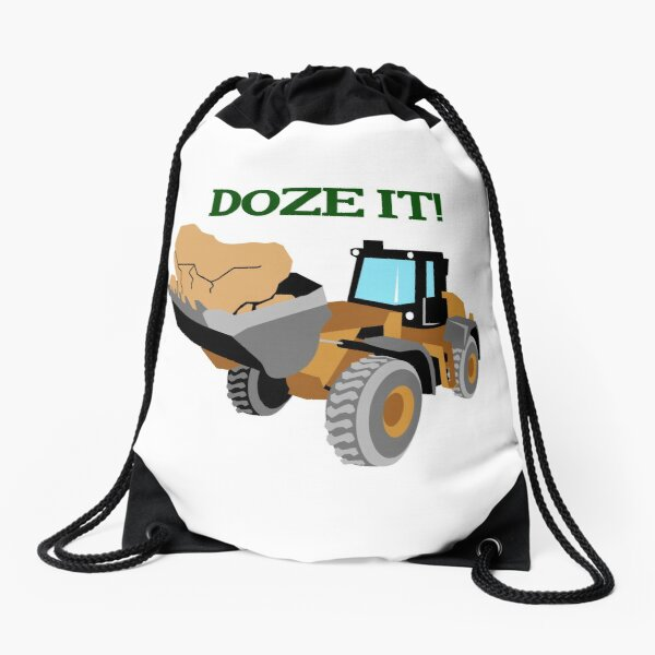 Doze It! Drawstring Bag